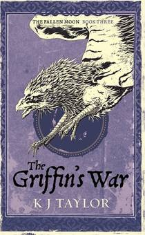 Picture of a book: The Griffin's War