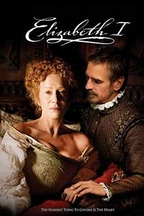 Picture of a TV show: Elizabeth I