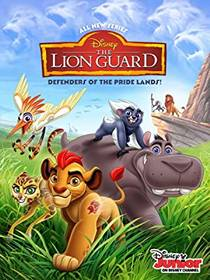 Picture of a TV show: The Lion Guard