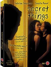 Picture of a movie: Choses Secrètes