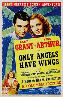 Picture of a movie: Only Angels Have Wings