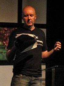 Picture of an author: Irvine Welsh