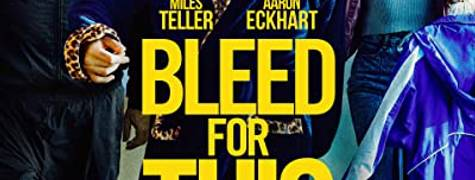 Image of Bleed For This