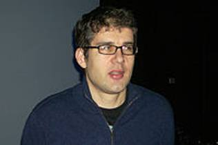 Picture of an author: Simon Reynolds