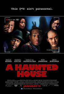 Picture of a movie: A Haunted House