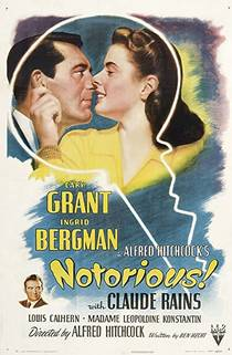 Picture of a movie: Notorious