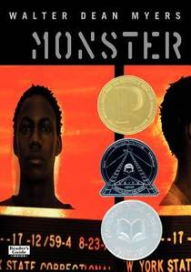 Picture of a book: Monster