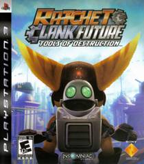 Picture of a game: Ratchet & Clank Future: Tools Of Destruction