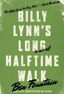 Picture of a book: Billy Lynn's Long Halftime Walk