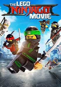 Picture of a movie: The Lego Ninjago Movie