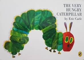 Picture of a book: The Very Hungry Caterpillar
