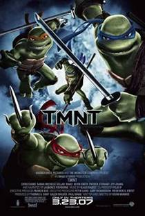 Picture of a movie: Tmnt