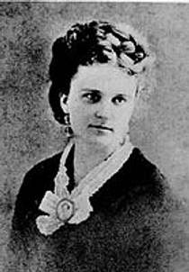 Picture of an author: Kate Chopin