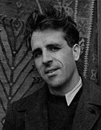 Picture of an author: Mervyn Peake
