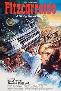 Picture of a movie: Fitzcarraldo