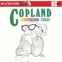 Picture of a band or musician: Aaron Copland