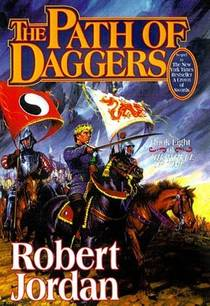 Picture of a book: The Path Of Daggers