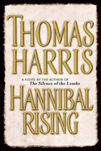 Picture of a book: Hannibal Rising