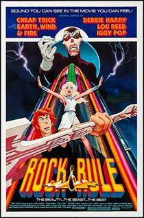 Picture of a movie: Rock & Rule