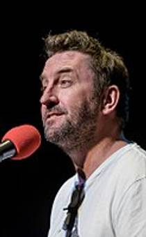 Picture of an author: Lee Mack