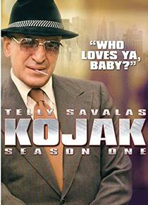 Picture of a TV show: Kojak