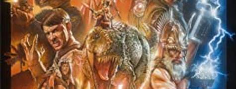 Image of Kung Fury