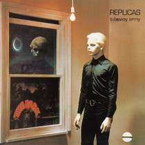 Picture of a band or musician: Tubeway Army