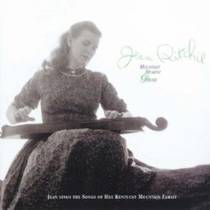 Picture of a band or musician: Jean Ritchie