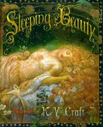Picture of a book: Sleeping Beauty