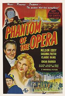 Picture of a movie: Phantom Of The Opera