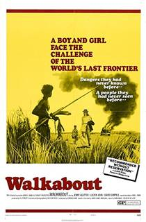 Picture of a movie: Walkabout