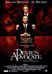 Picture of a movie: The Devil's Advocate