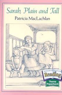 Picture of a book: Sarah, Plain And Tall