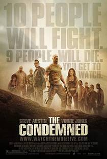 Picture of a movie: The Condemned