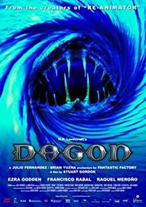 Picture of a movie: Dagon