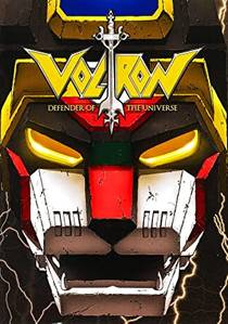 Picture of a TV show: Voltron: Defender Of The Universe