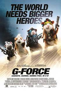 Picture of a movie: G-Force