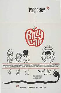 Picture of a movie: Billy Liar