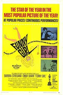 Picture of a movie: Funny Girl