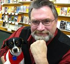 Picture of an author: Jonathan Maberry
