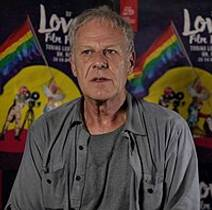 Picture of an author: Dennis Cooper