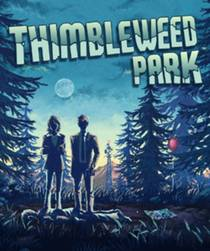 Picture of a game: Thimbleweed Park