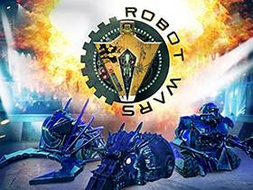 Picture of a TV show: Robot Wars