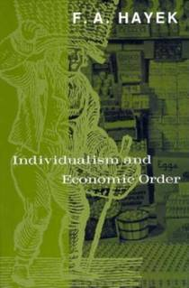 Picture of a book: Individualism And Economic Order