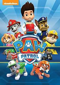 Picture of a TV show: Paw Patrol