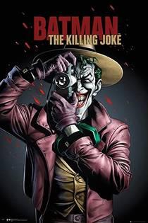Picture of a movie: Batman: The Killing Joke