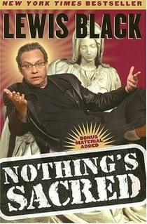 Picture of a book: Nothing's Sacred