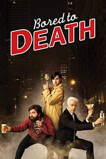Picture of a TV show: Bored To Death