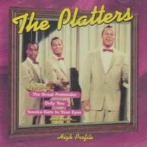 Picture of a band or musician: The Platters