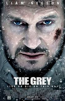 Picture of a movie: The Grey